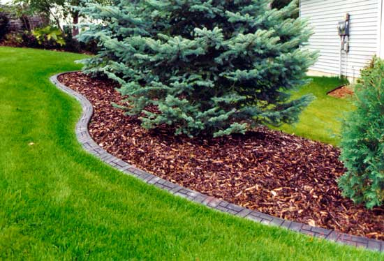 landscaping island ideas   Landscaping Ideas for an Island Planting in the  Front Yard.